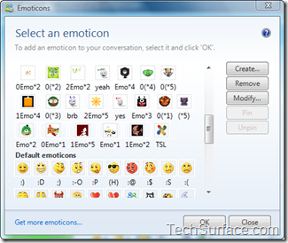 Cleared windows live messenger adult emoticons