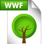 WWF: A new green file format