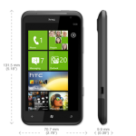 HTC unveiled TITAN and RADAR Windows Phone