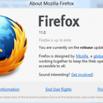 Download Mozilla Firefox 11 for Windows, Mac and Linux