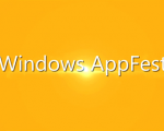 Windows 8 AppFest Anthem video Eat. Drink Code. is now online