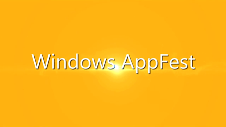 Windows-AppFest