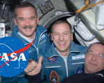NASA hosts its first Google+ Hangout connecting with Space Station