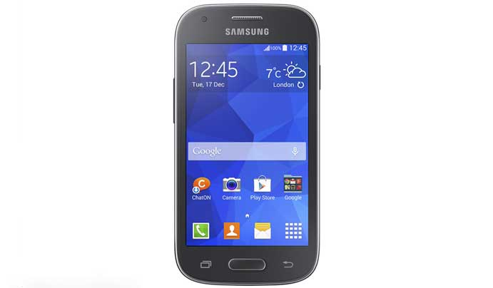 Samsung Launches Galaxy Ace Style Smartphone