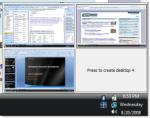 Desktops v1.0