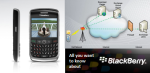 Register for an Event all about Blackberry