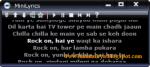 Mini Lyrics for Windows